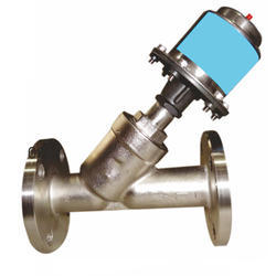 VAN DÙ - Y TYPE ACTUATOR VALVES